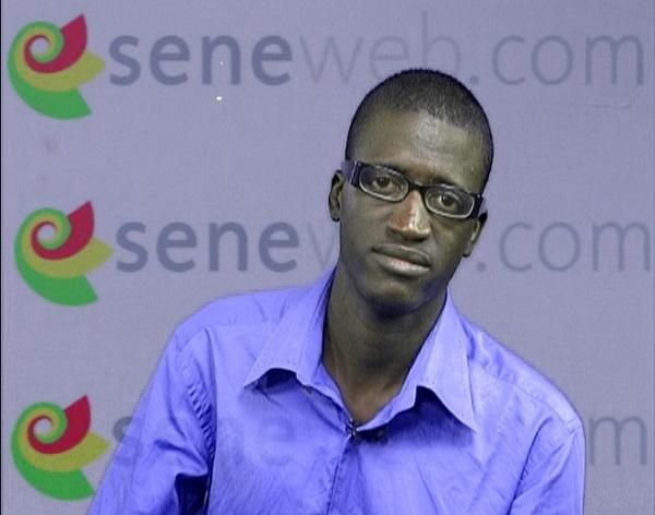 Moustapha Ndiaye alias Toubap, un génie qui déteste la télé