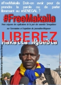 Expulsion du Journalisme - Blogueur Makaila Nguebla : Communiqué du réseau des journalistes - blogueurs Sénégalais
